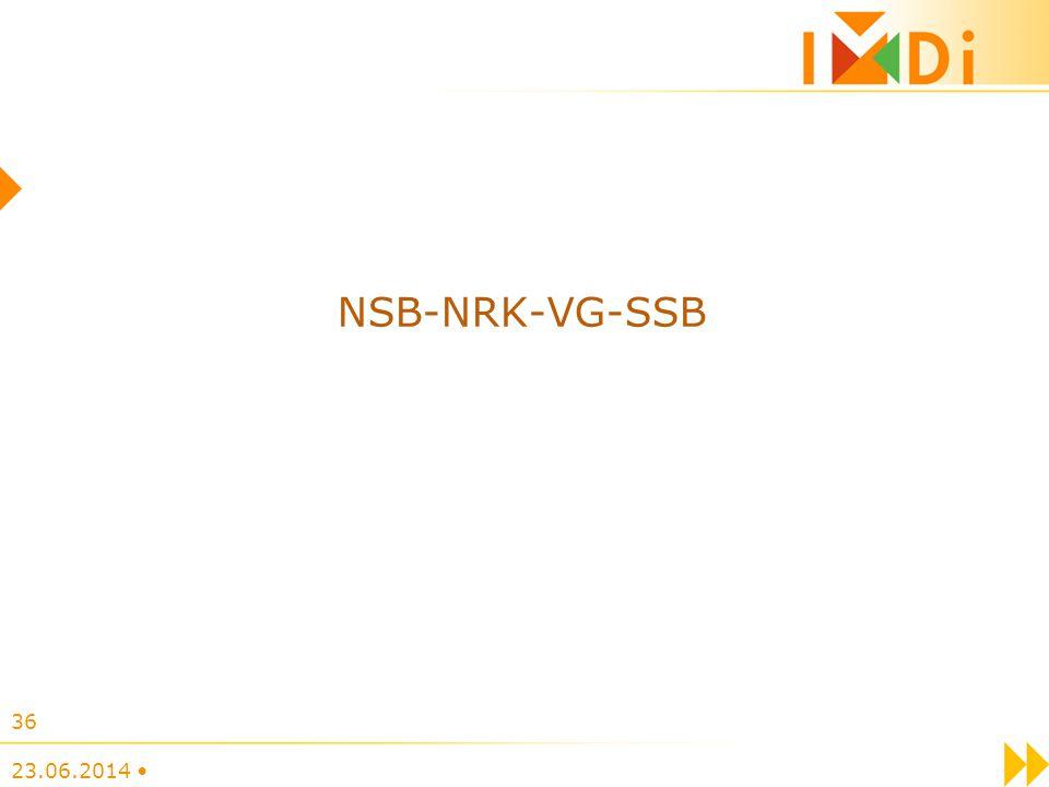NSB-NRK-VG-SSB 03.04.2017 •