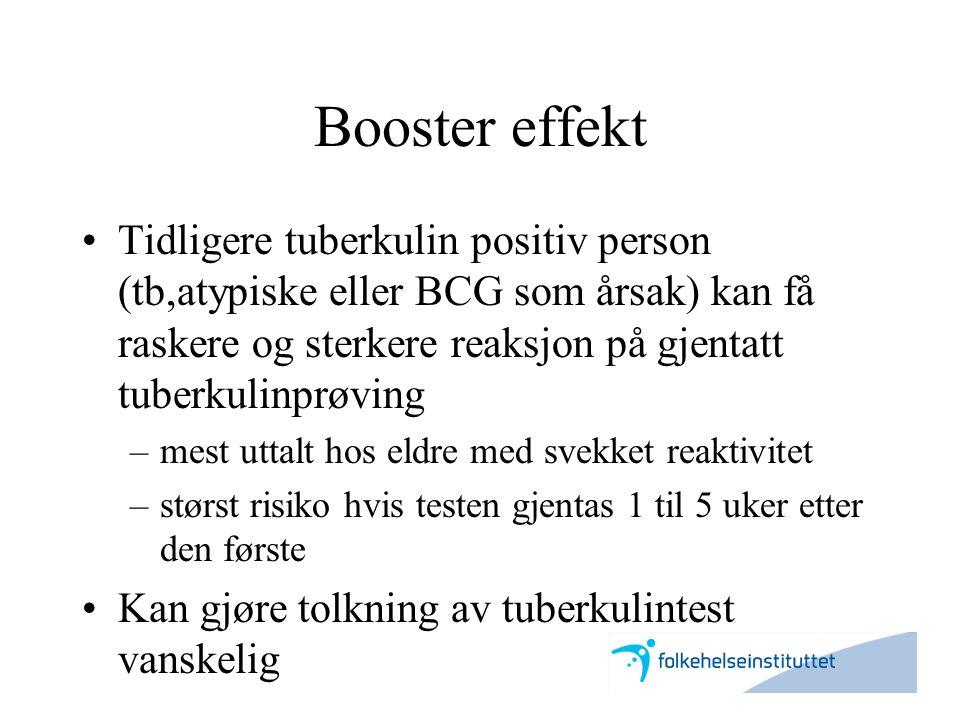 Booster effekt
