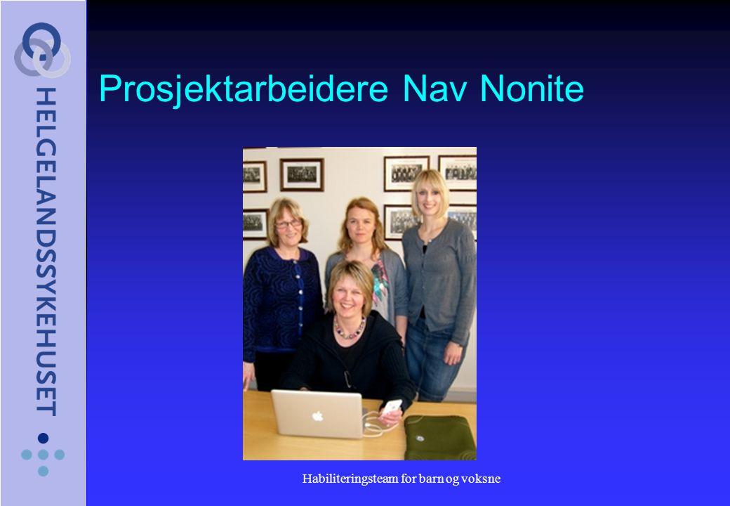 Prosjektarbeidere Nav Nonite