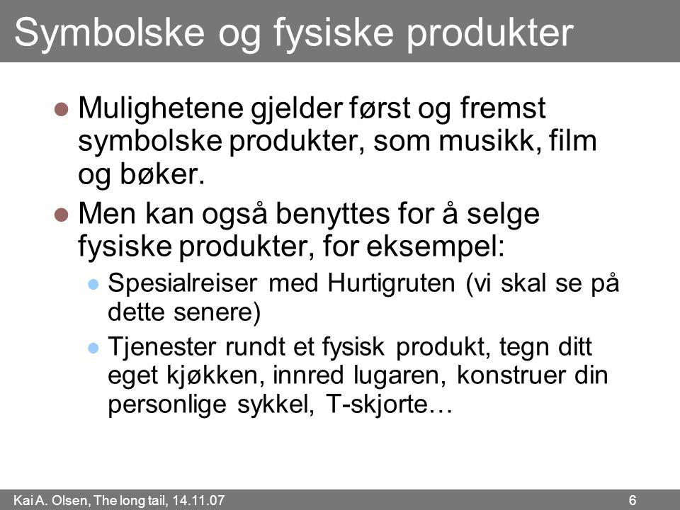 Symbolske og fysiske produkter