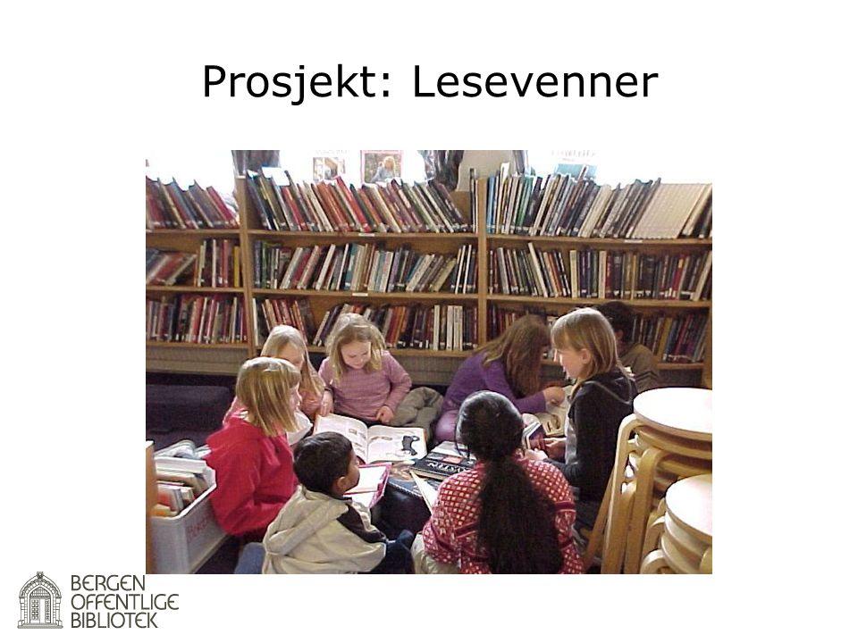 Prosjekt: Lesevenner