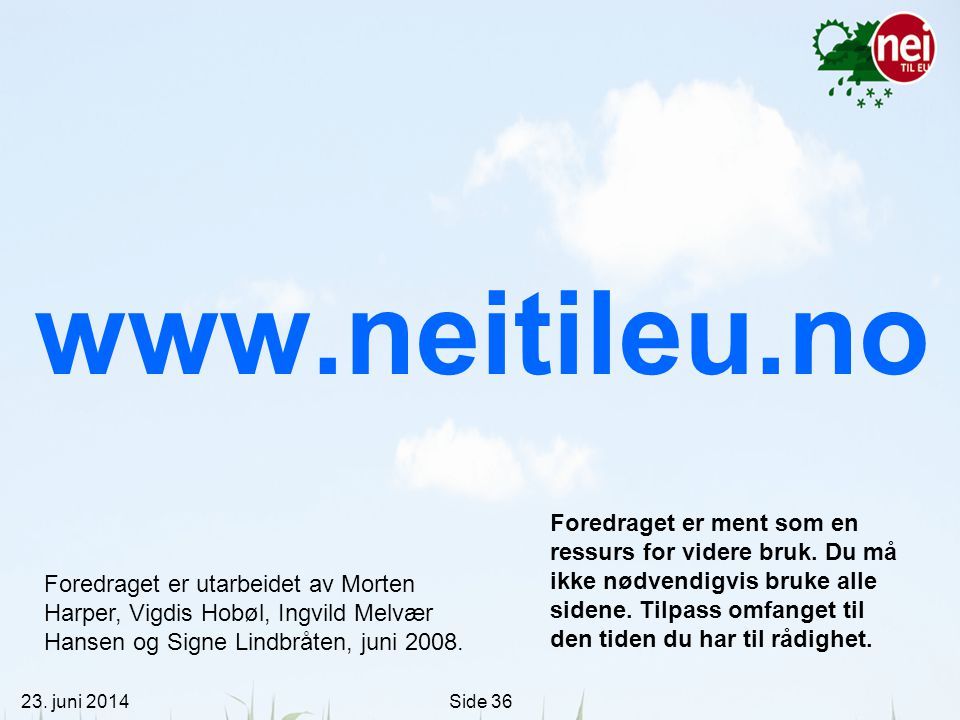 www.neitileu.no