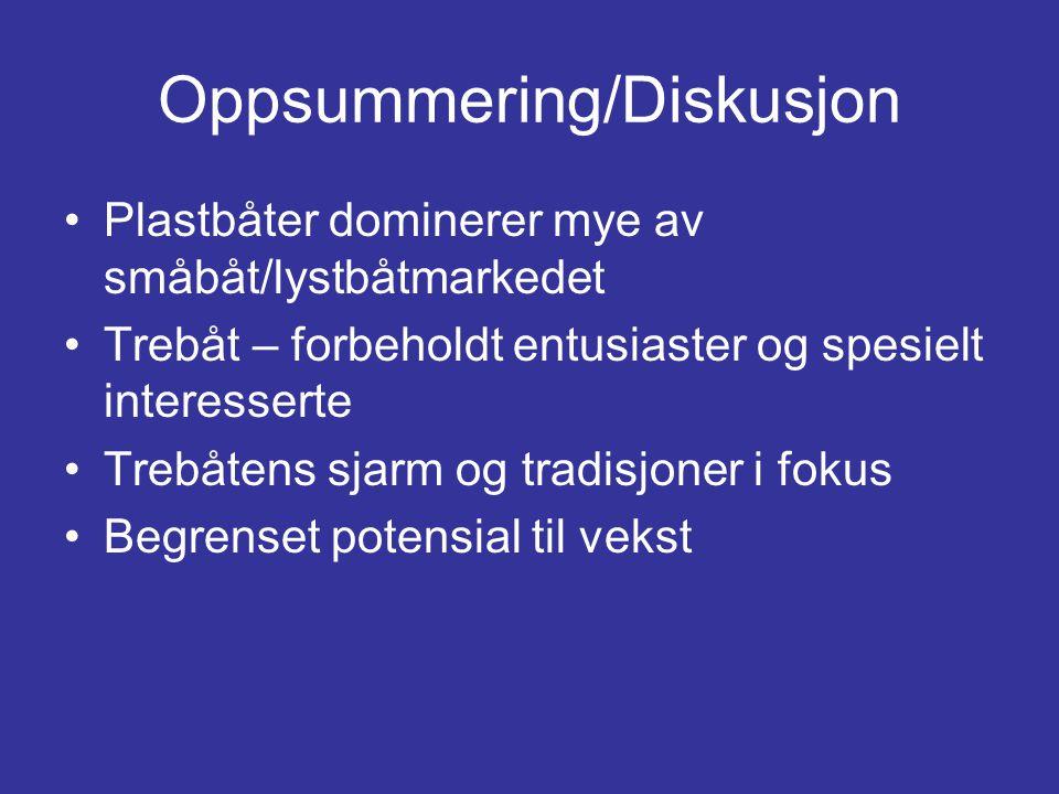 Oppsummering/Diskusjon