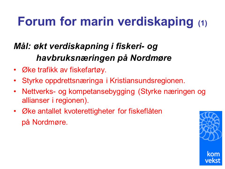 Forum for marin verdiskaping (1)