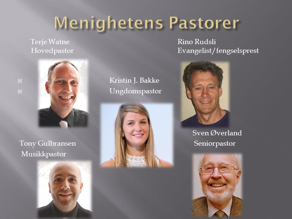 Menighetens Pastorer