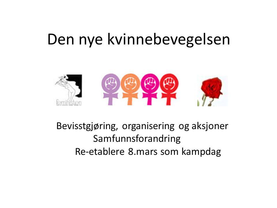 Den nye kvinnebevegelsen
