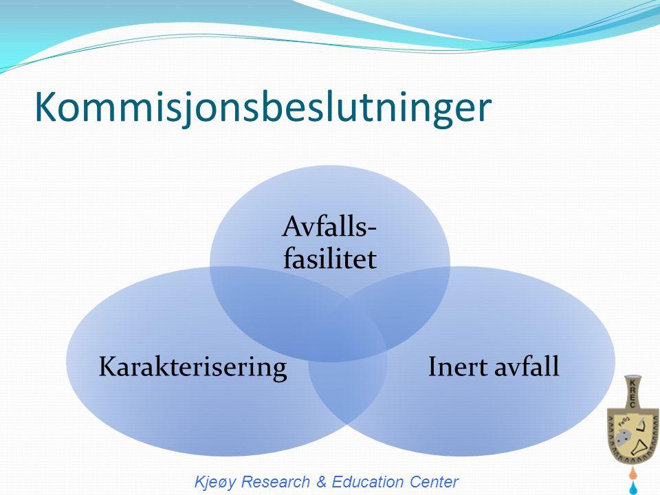Kommisjonsbeslutninger