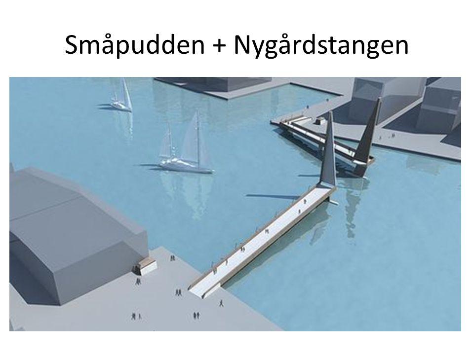 Småpudden + Nygårdstangen