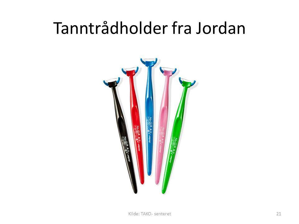 Tanntrådholder fra Jordan