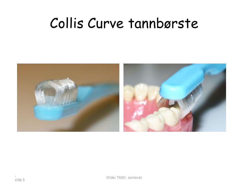 Collis Curve tannbørste