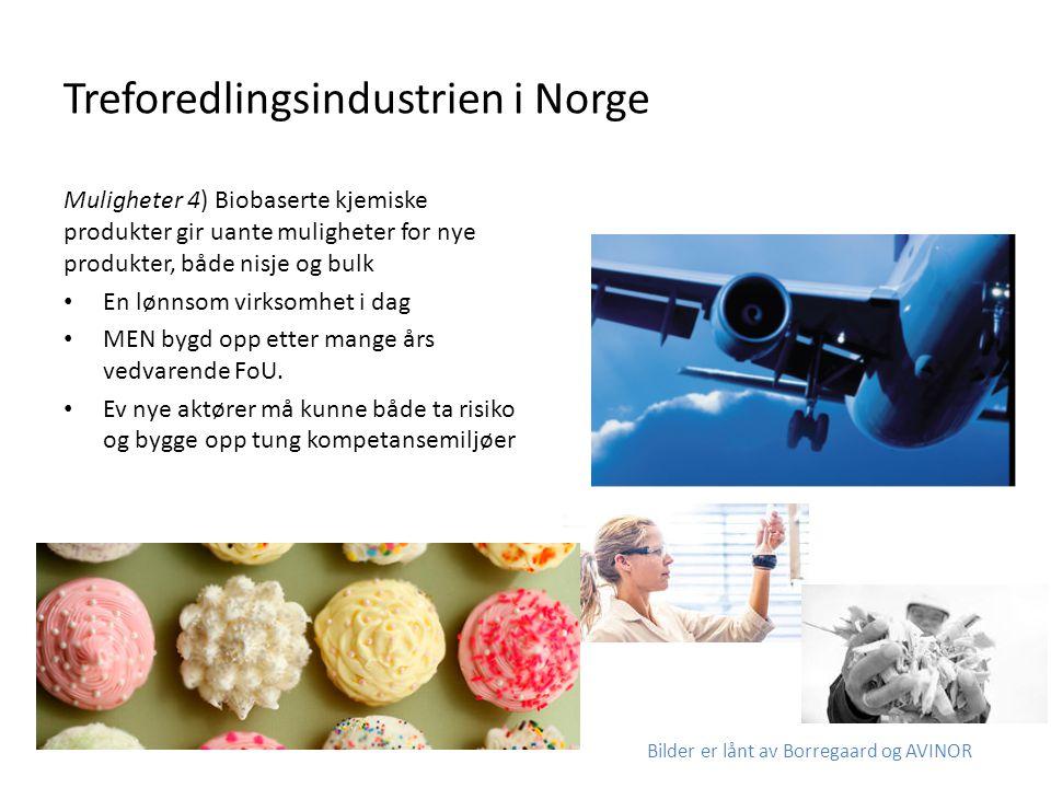 Treforedlingsindustrien i Norge