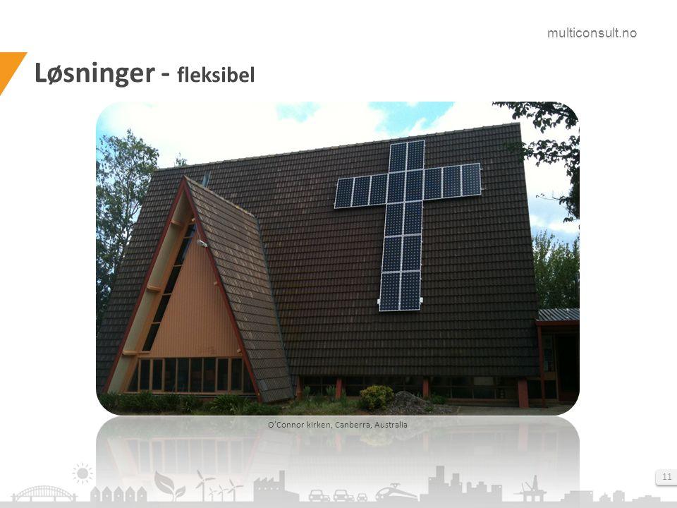 O'Connor kirken, Canberra, Australia