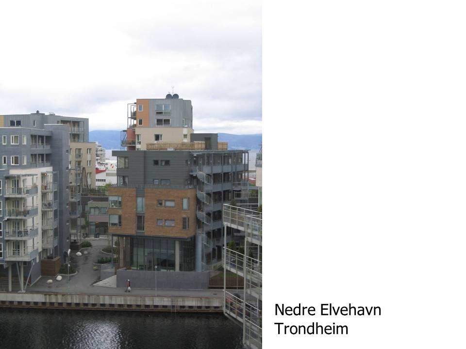 Nedre Elvehavn Trondheim
