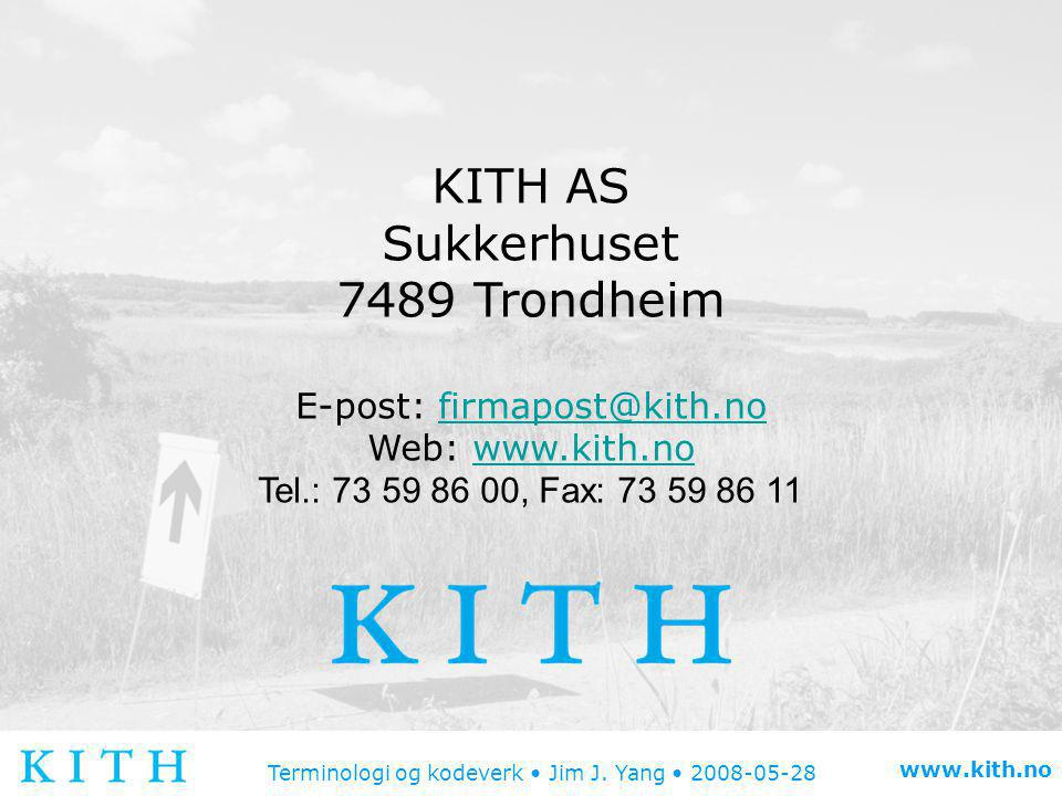 E-post: firmapost@kith.no