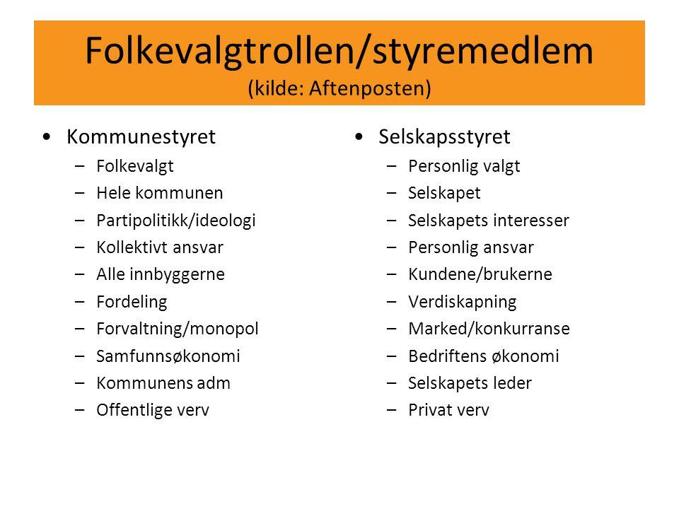 Folkevalgtrollen/styremedlem (kilde: Aftenposten)
