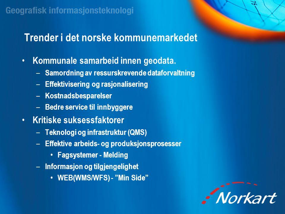 Trender i det norske kommunemarkedet
