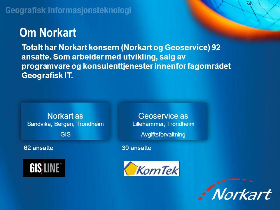 Om Norkart