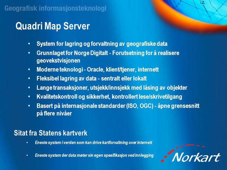 Quadri Map Server Sitat fra Statens kartverk