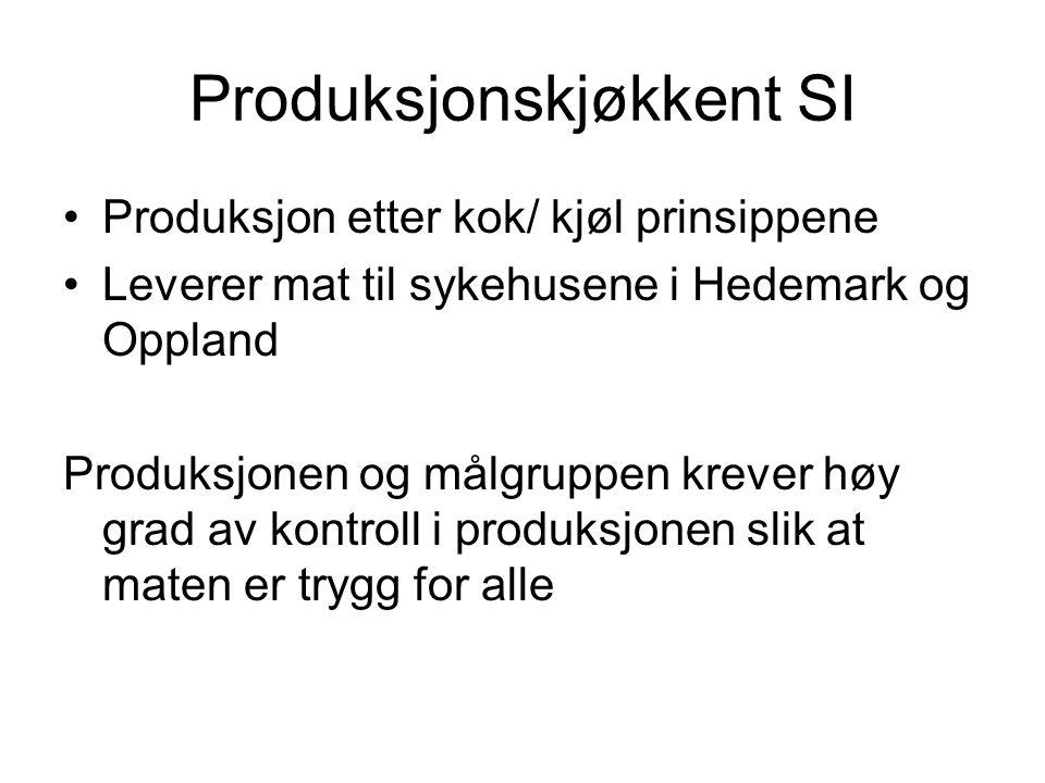 Produksjonskjøkkent SI