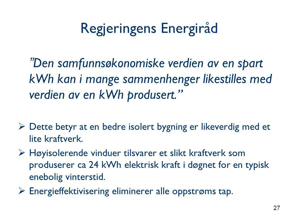Regjeringens Energiråd