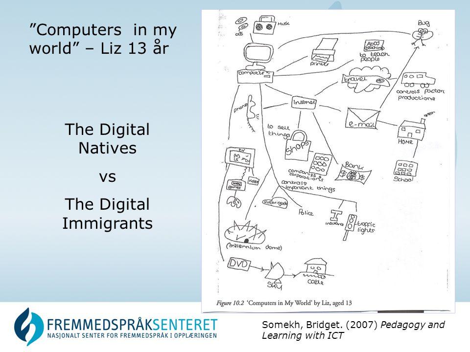 The Digital Immigrants