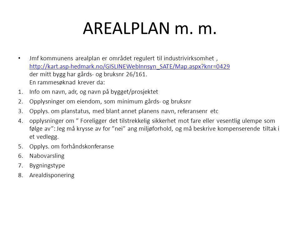 AREALPLAN m. m.
