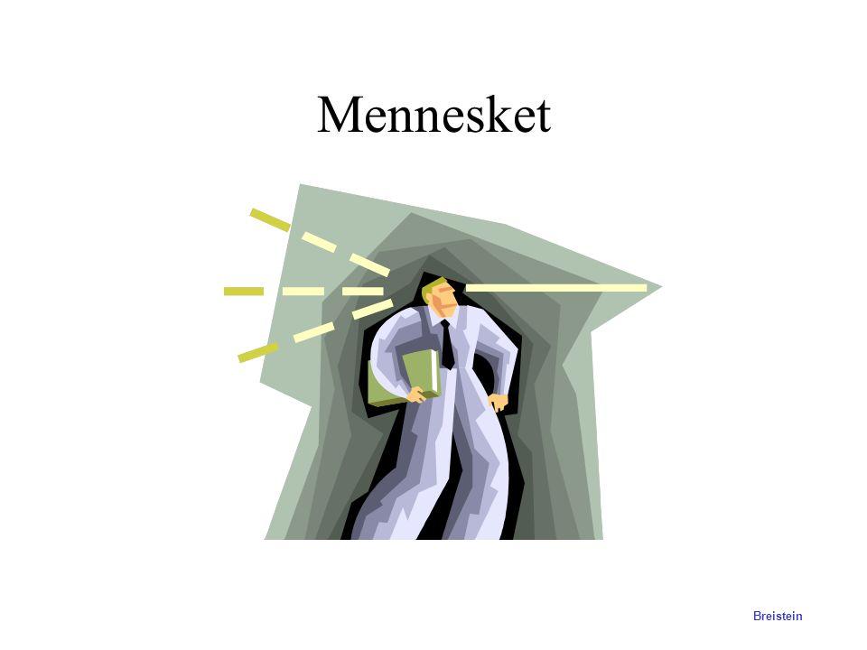 Mennesket Breistein