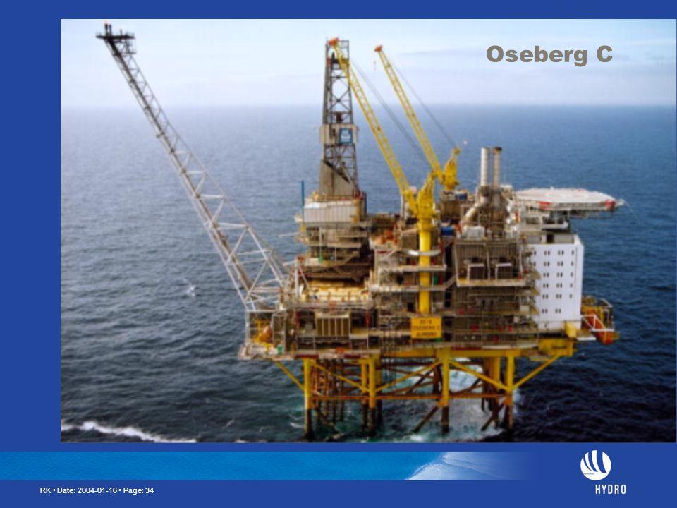 Oseberg C