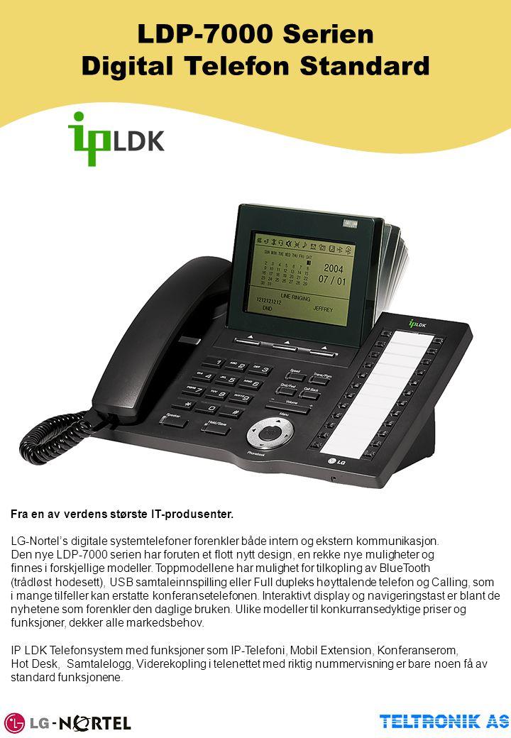 Digital Telefon Standard
