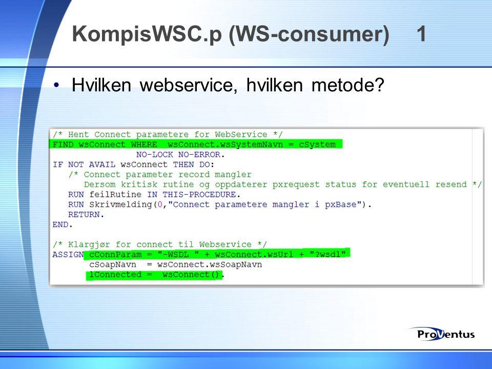 KompisWSC.p (WS-consumer) 1