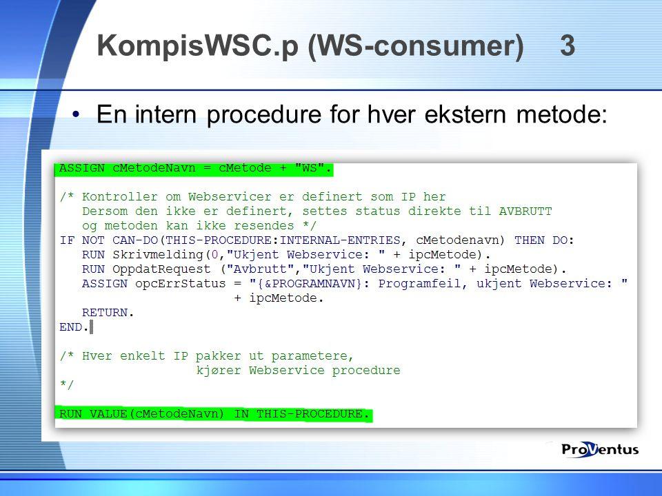 KompisWSC.p (WS-consumer) 3