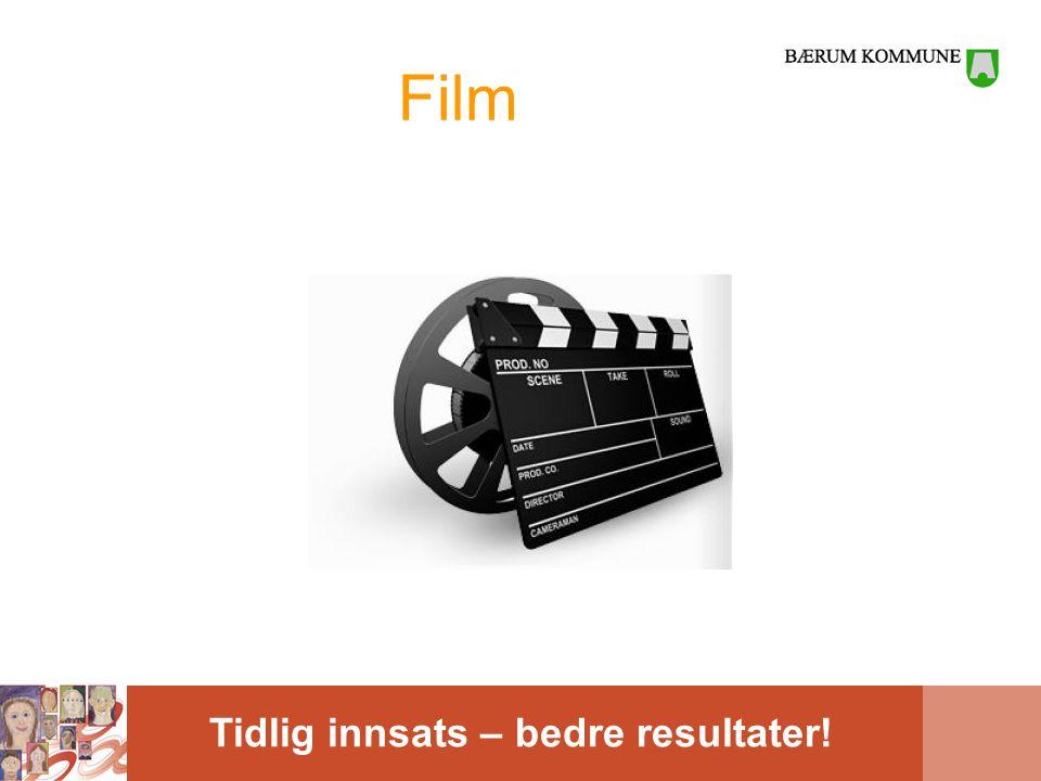Film - Filmen finner dere på Lesesenterets hjemmeside