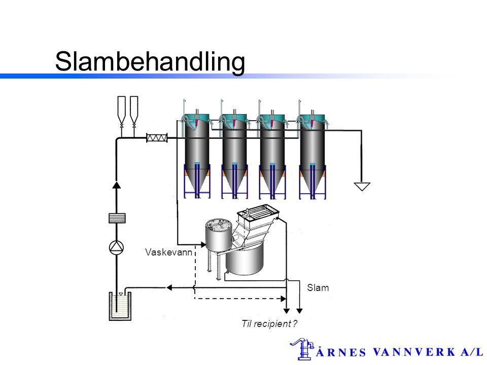 Slambehandling Vaskevann Slam Til recipient