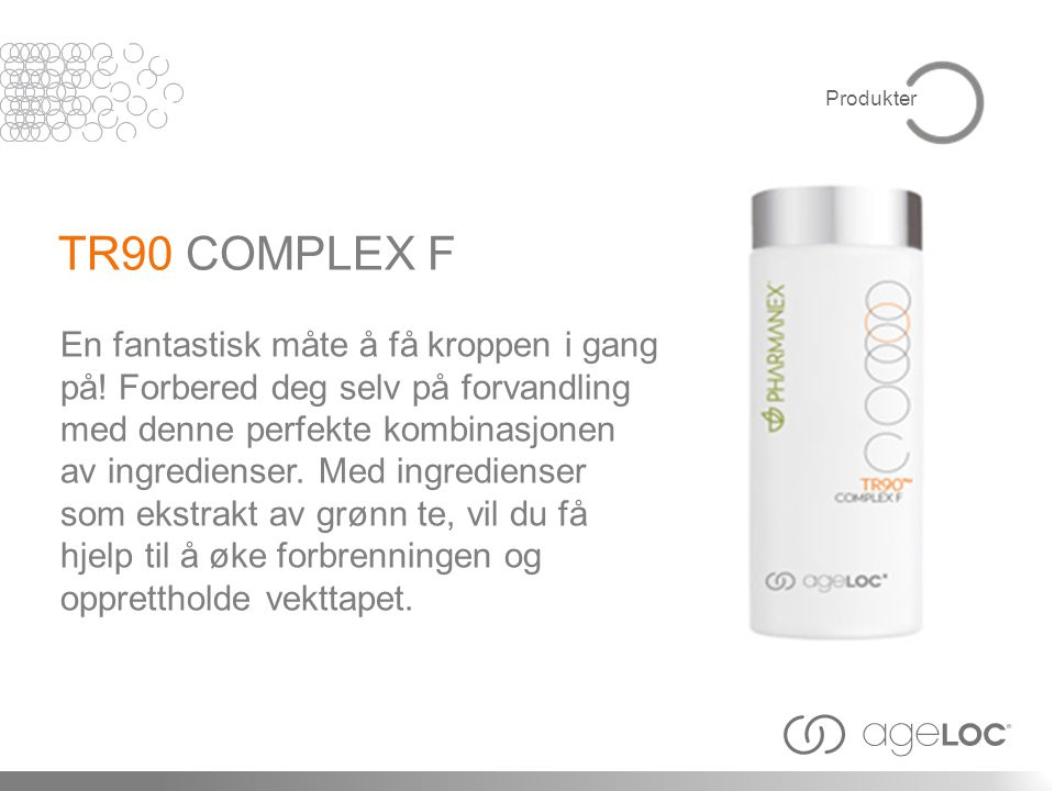 Produkter TR90 COMPLEX F.