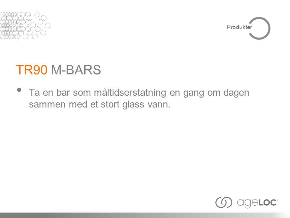 Produkter TR90 M-BARS.