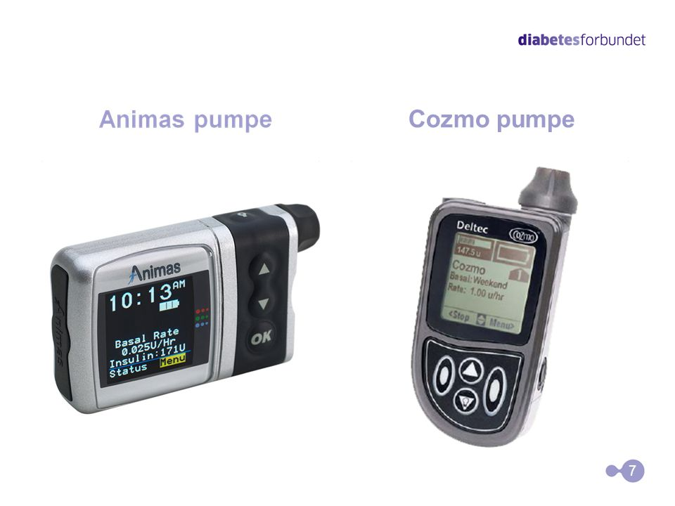 Cozmo pumpe 7 7