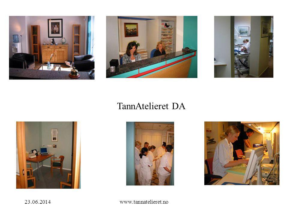 TannAtelieret DA 03.04.2017 www.tannatelieret.no