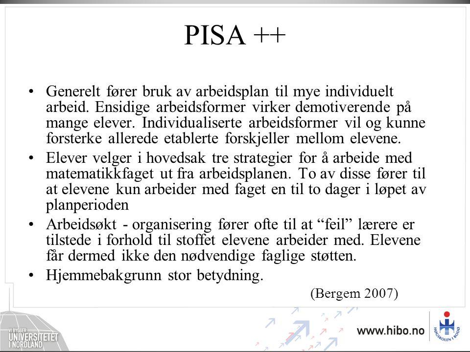 PISA ++