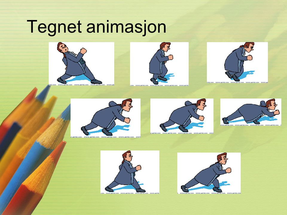 Tegnet animasjon