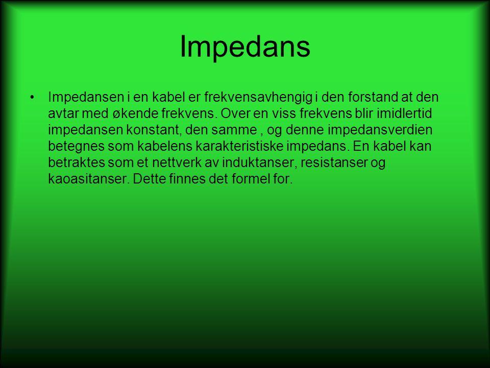 Impedans