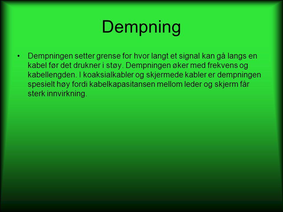 Dempning