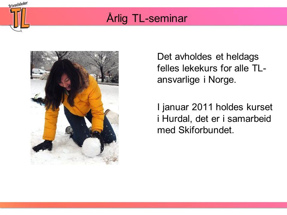 Årlig TL-seminar