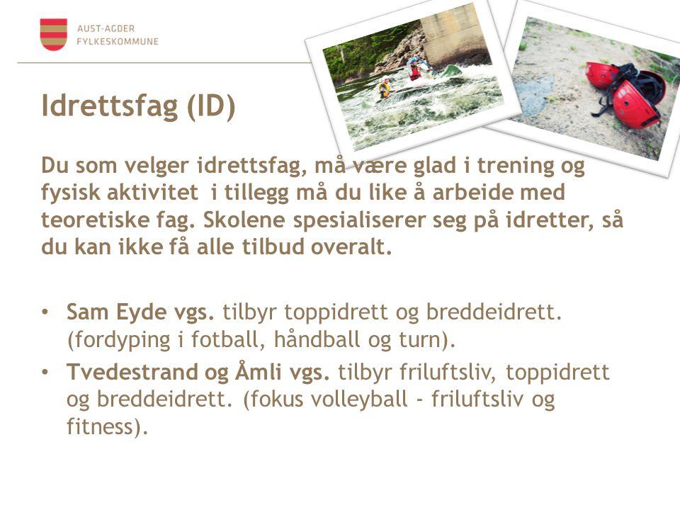 Idrettsfag (ID)