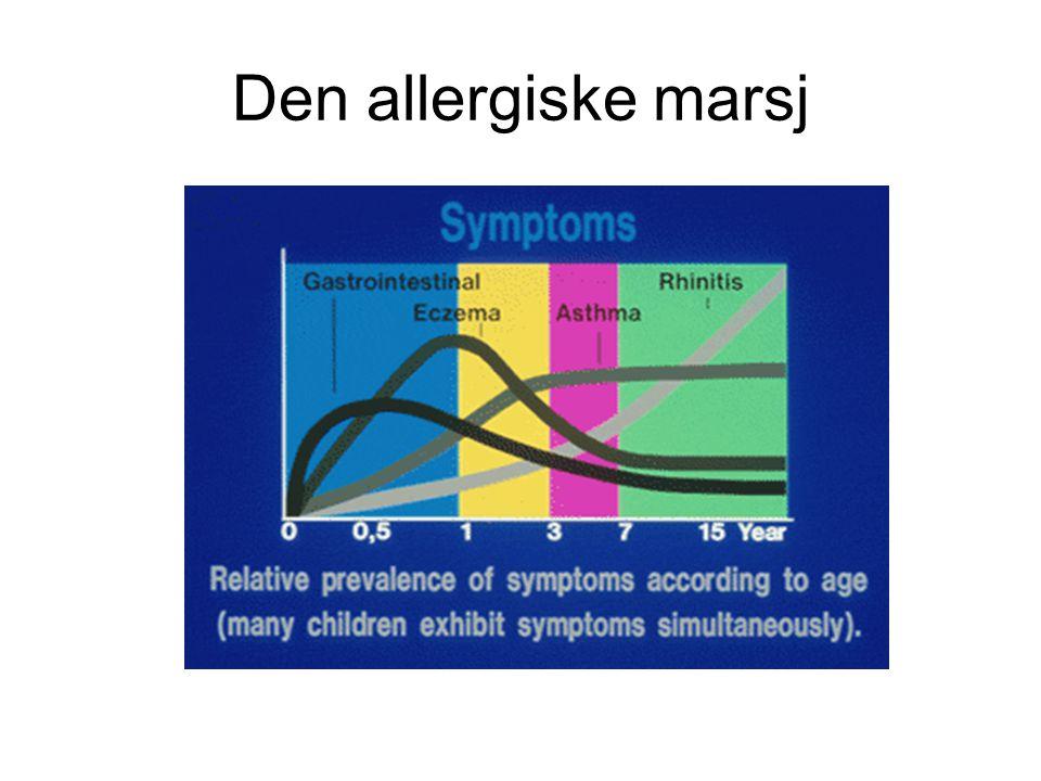 Den allergiske marsj 11