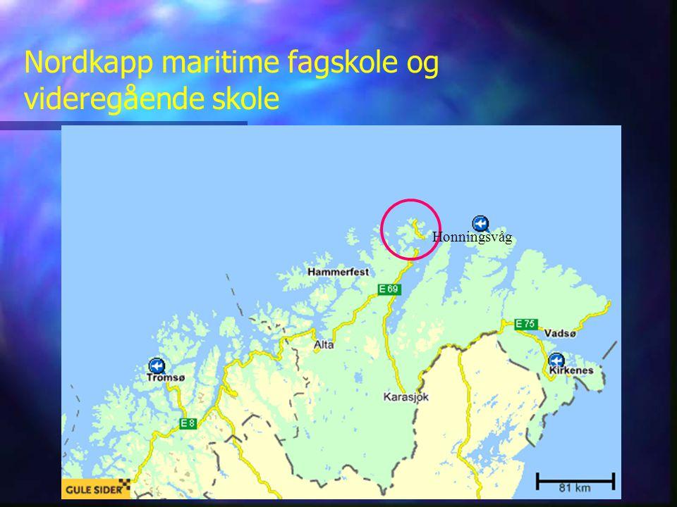 Nordkapp maritime fagskole og videregående skole