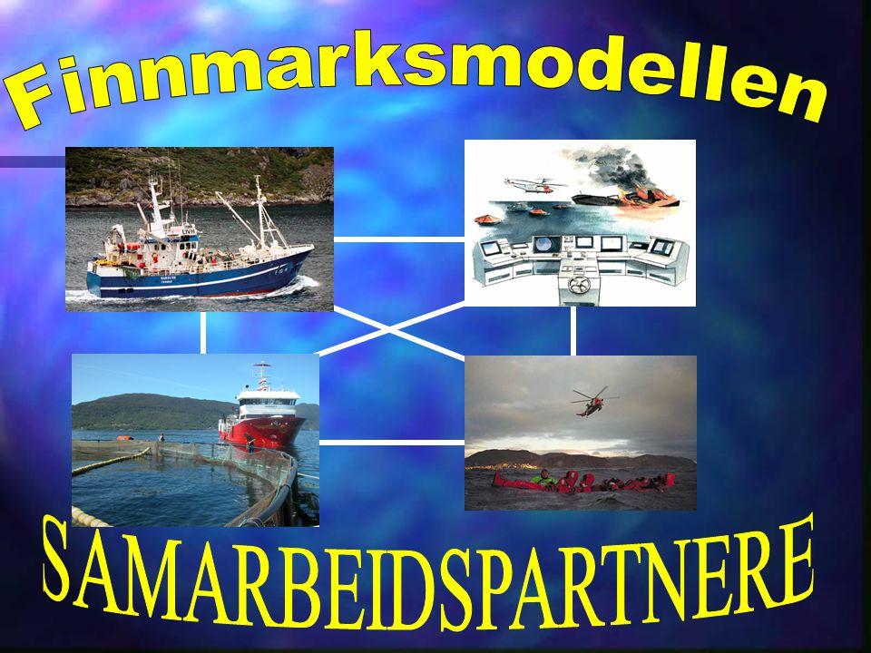Finnmarksmodellen SAMARBEIDSPARTNERE