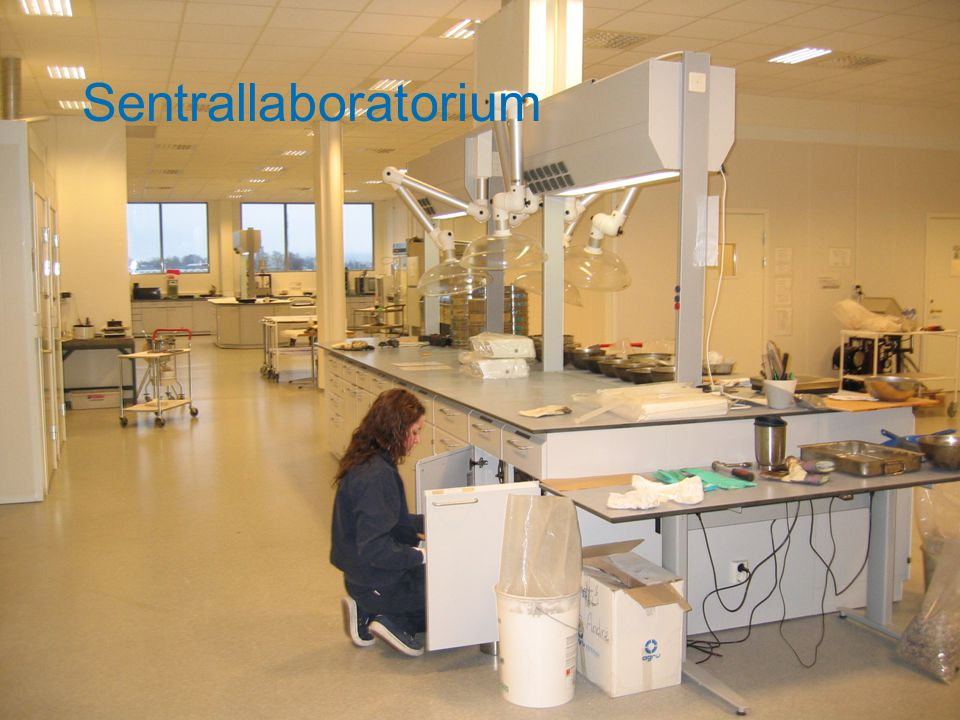 Sentrallaboratorium
