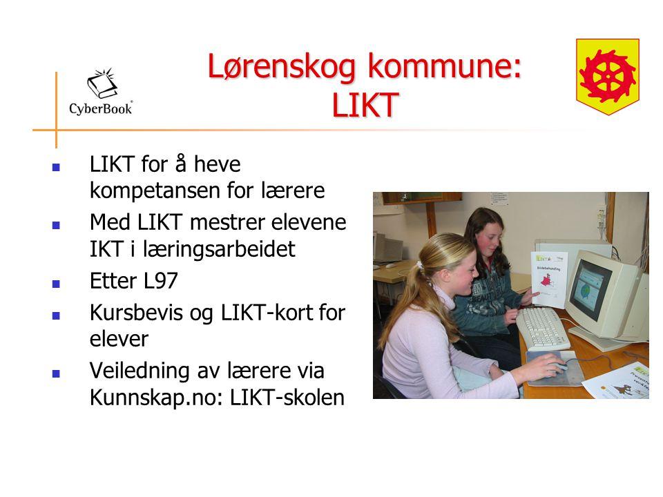 Lørenskog kommune: LIKT