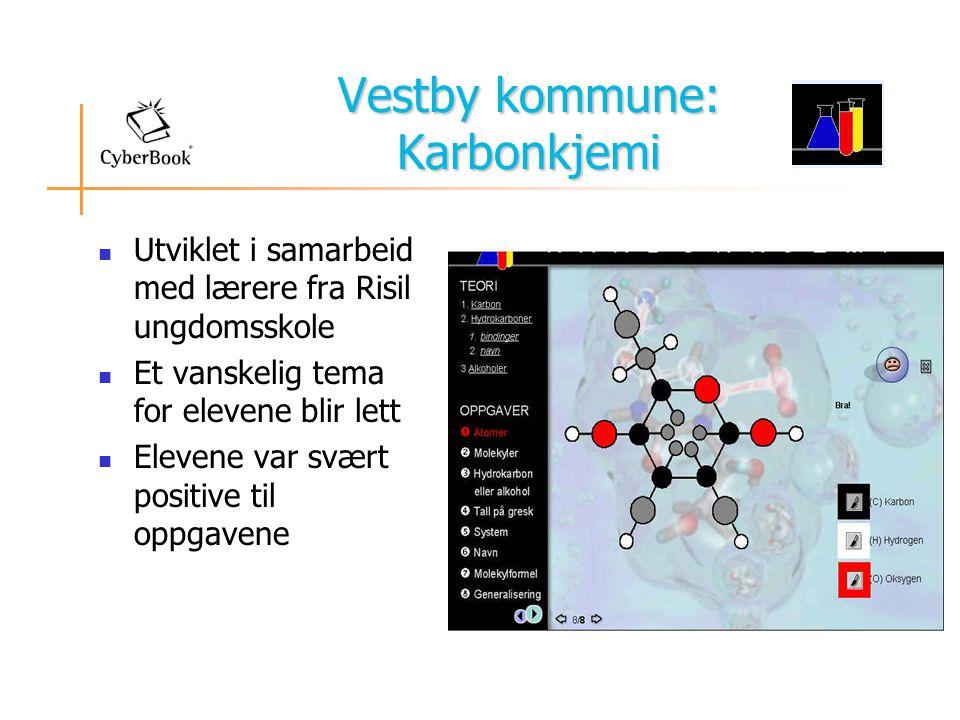 Vestby kommune: Karbonkjemi