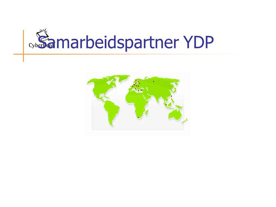 Samarbeidspartner YDP